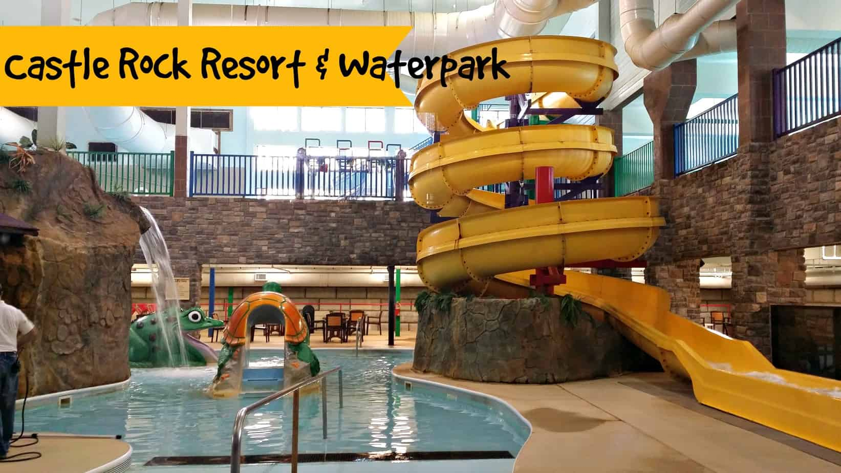 Castle Rock Resort Waterpark Where To Stay In Branson Mo